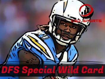 DFS Special Wild Card Week