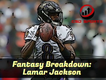 Fantasy Breakdown: Lamar Jackson