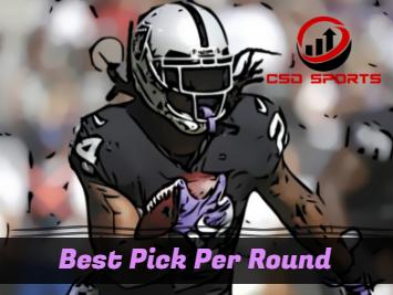 Best Pick Per Round