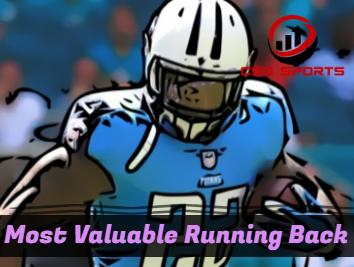 Most Valuable Running Backs