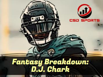 Fantasy Breakdown: D.J. Chark