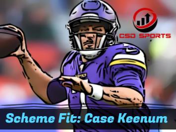 Scheme Fit: Case Keenum