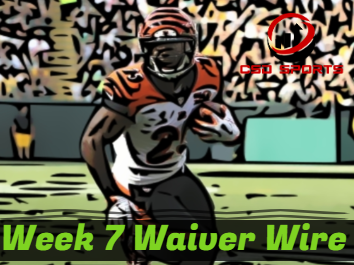 Waiver Wire & ROS Rankings