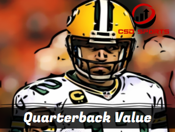 Quarterback Value 2019