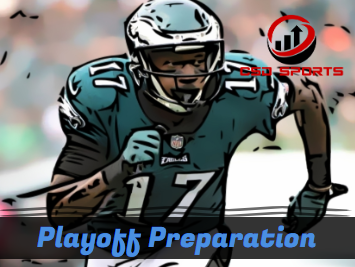 Playoff Preparation & Week 13 Statistics Analysis