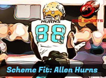 Scheme Fit: Allen Hurns