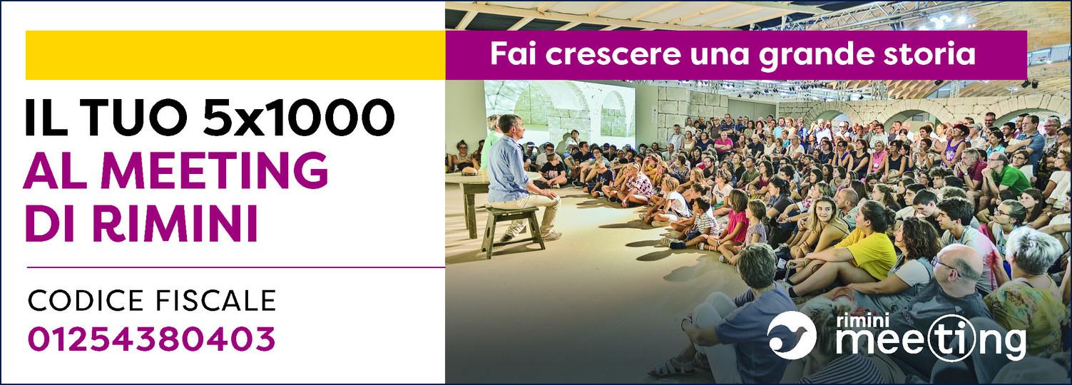 Banner Firma mail - Meeting di Rimini