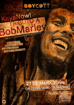 Cartel Tributo a Bob Marley