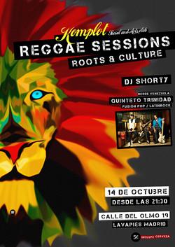 "Cartel Dj Set ""Reggae Sessions"""