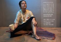 """Cartel """"La Mujer Invisible"""""""