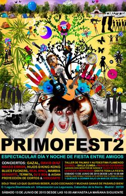"Cartel ""Primofest II"""