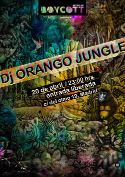 Cartel Dj Set Orango Jungle