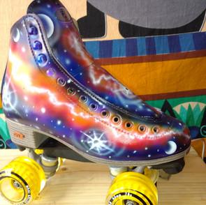 Roller Skates Space