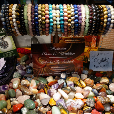 Personal Power Bead Bracelets