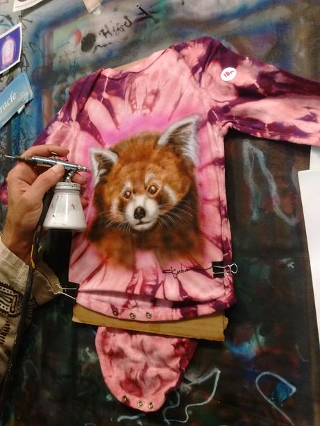 Red Panda Onesie