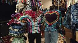 new dye v heart