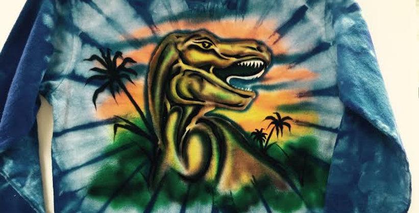 T-Rex Kids Tee