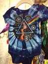 Pink Floyd onesie