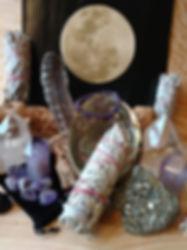 Crystals & Sage by Starhawk Designs