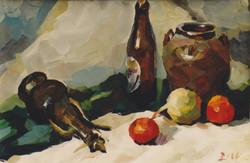Still life VI - 1999 (Gouache)