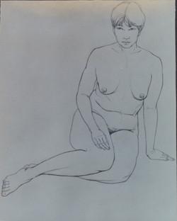 Quick sketch (Pencil)