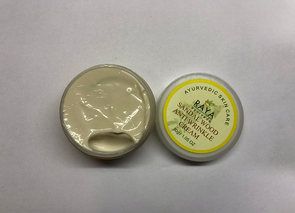 Sandalwood Anti-wrinkle Cream