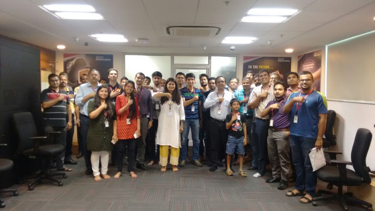 Tech Mahindra , Makers Lab