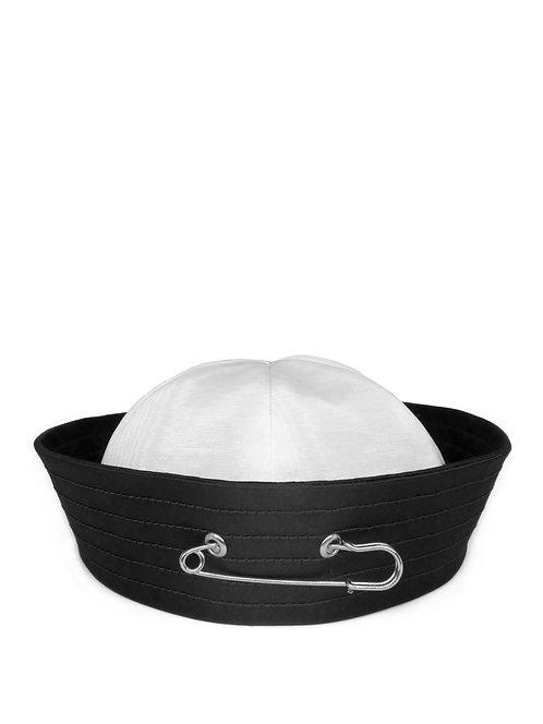 Black & white sailor