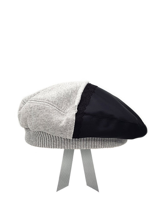Two-tone beret
