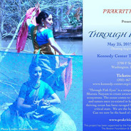Through Fish Eyes - production by Prakriti Dance Company, Washington DC