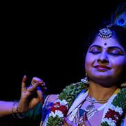 """Murali - Dhanu"" - a dance drama"