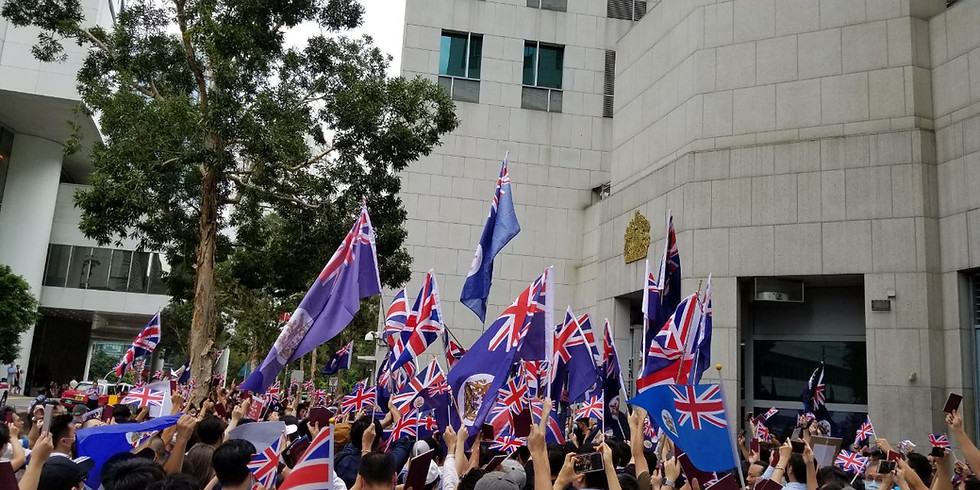 """Petition """"BN(O) is British"""""""