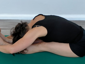 No More Stretching in Yoga