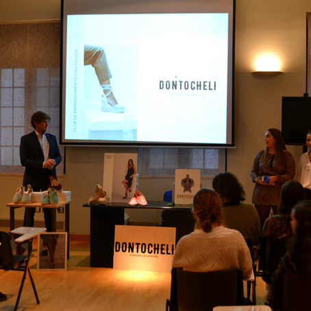 Club de Emprendimiento | Emprender como Dontocheli