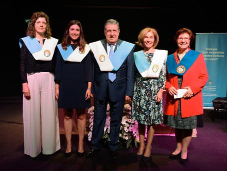 El Colegio Mayor Poveda galardonado con la Beca de Honor del C.M. Argentino
