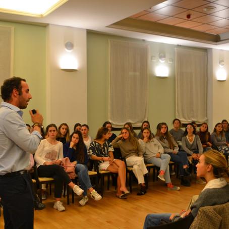 Conferencia | El renacer de Álvaro Trigo Puig