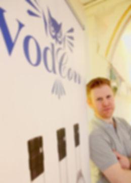 Founder of Vodcorrspirits