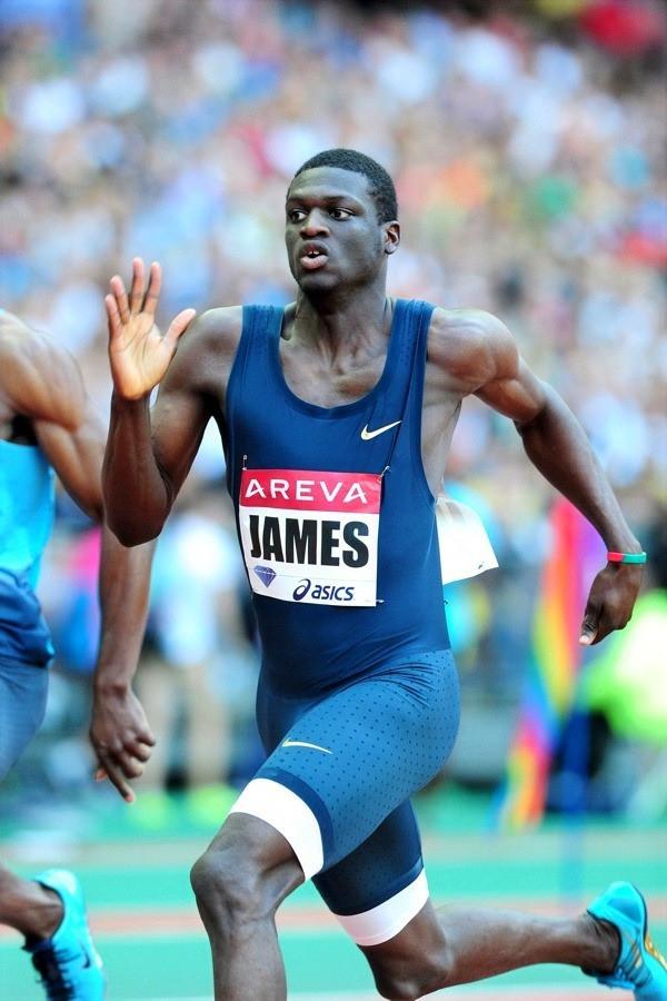 Kirani James