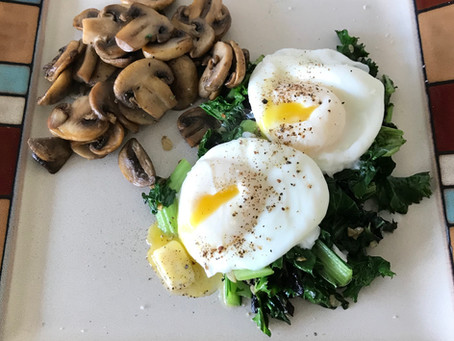 Brain Healthy Breakfast (or any time of day, really)