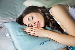 close-up-photography-of-woman-sleeping-9