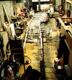 NIEUPORT 12 CONSTRUCTION
