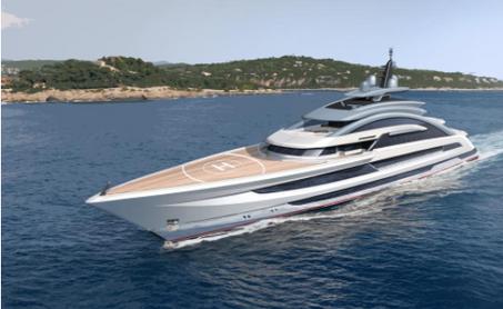 Inside Heesen's Biggest, Baddest Superyacht Yet