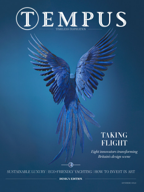 Tempus Design edition July/August 2018
