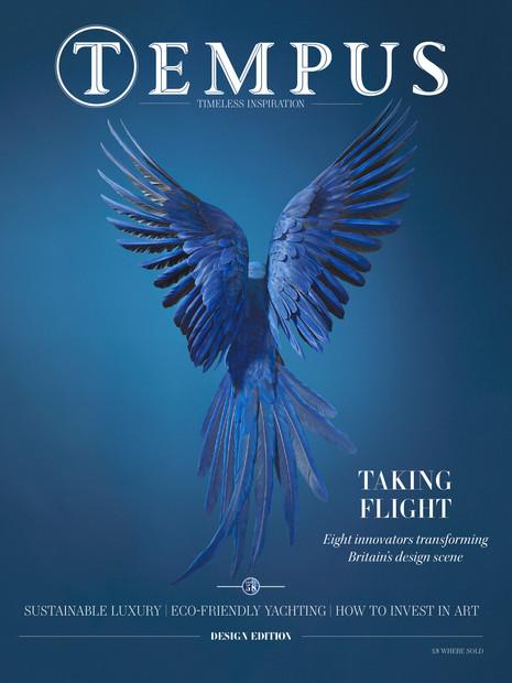 Tempus Design edition July/August 2018