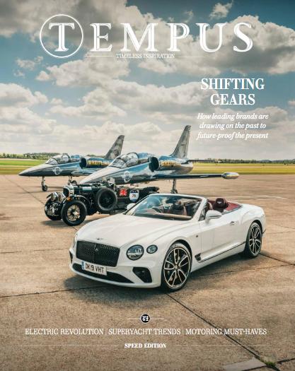 Tempus Speed edition 2019