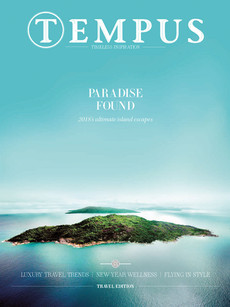 Tempus Travel edition January/February 2018