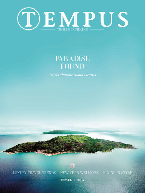 Tempus Travel edition January/February 2018
