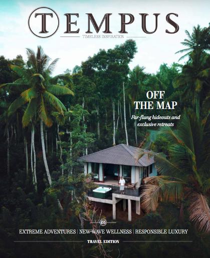 Tempus Travel edition 2019