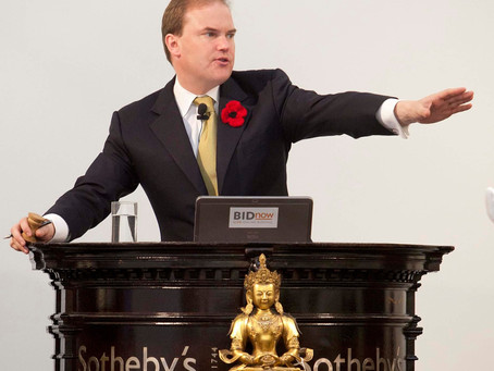"Lord Dalmeny: ""Art could save Britain's stately homes"""