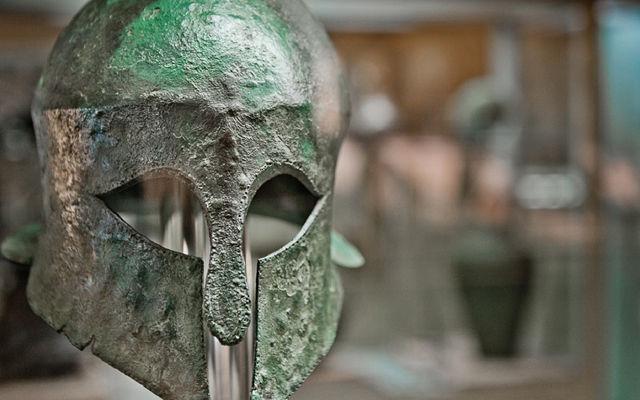 Кипр Археологический музей Никосии